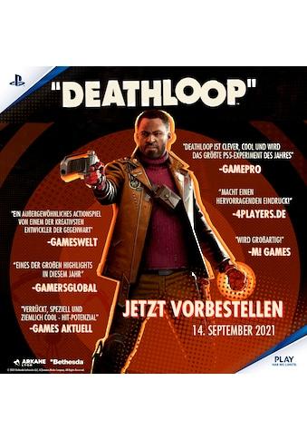 Bethesda Spiel »Deathloop«, PlayStation 5 kaufen