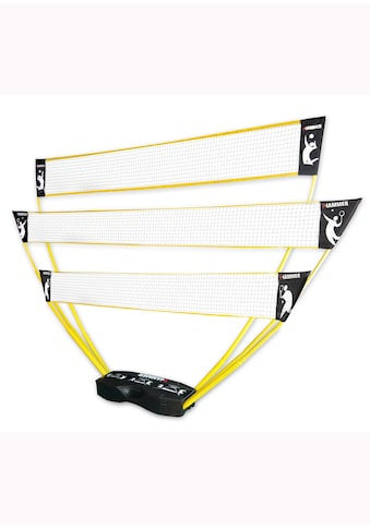 Hammer Tennisnetz (Tragekoffer, Netze, Teleskop Netzpfosten, Bodenanker) kaufen
