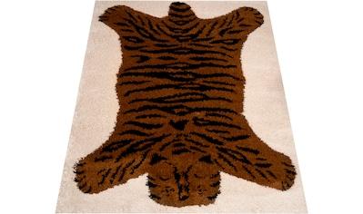 Kinderteppich, »Tiger Lewis«, Zala Living, rechteckig, Höhe 35 mm, maschinell gewebt kaufen