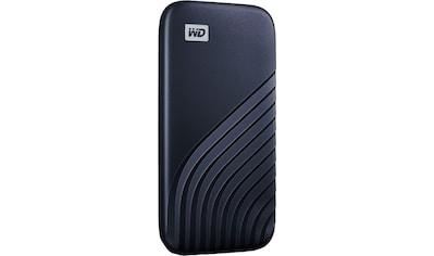 WD externe SSD »My Passport™ SSD« kaufen