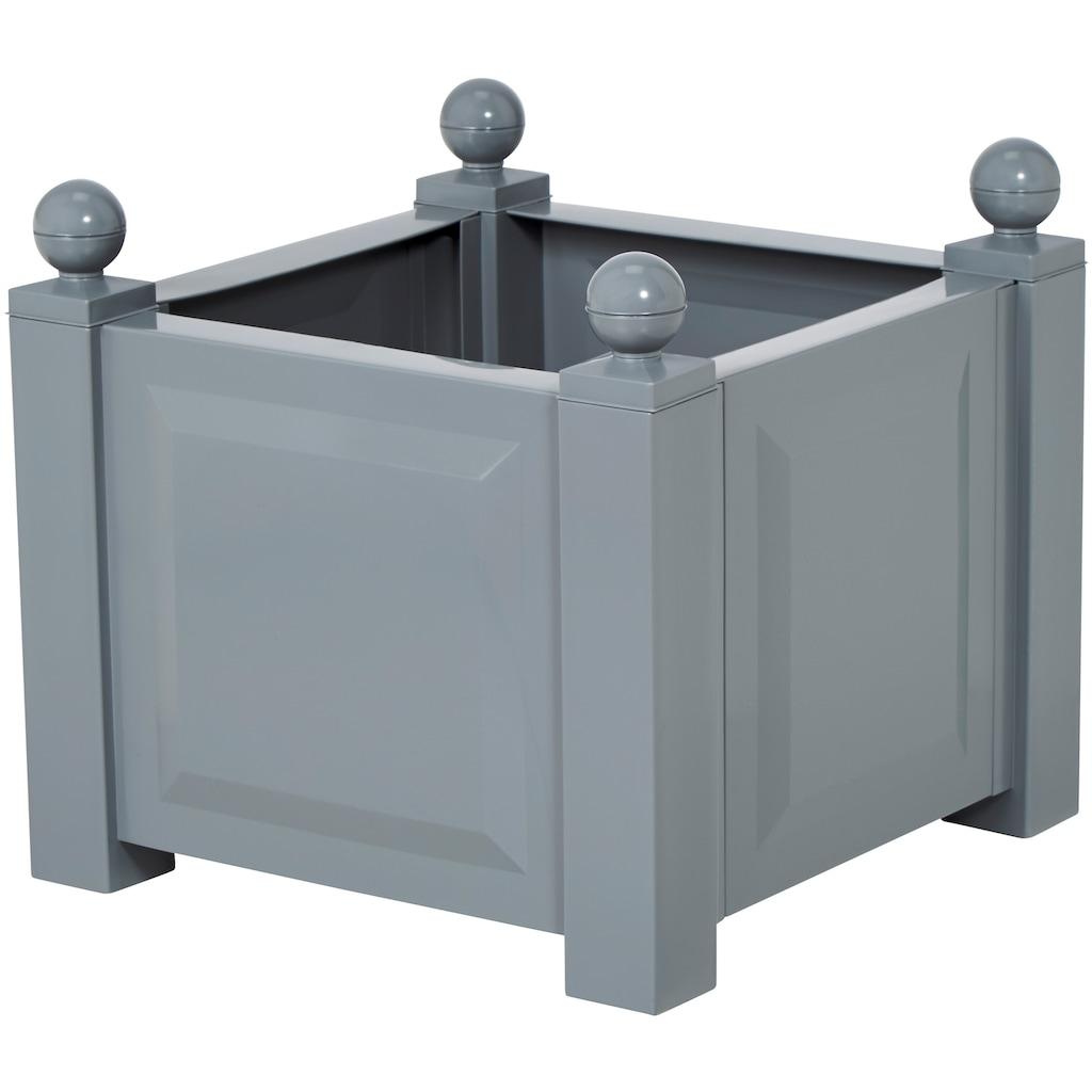 KHW Pflanzkübel, BxTxH: 43x43x41 cm