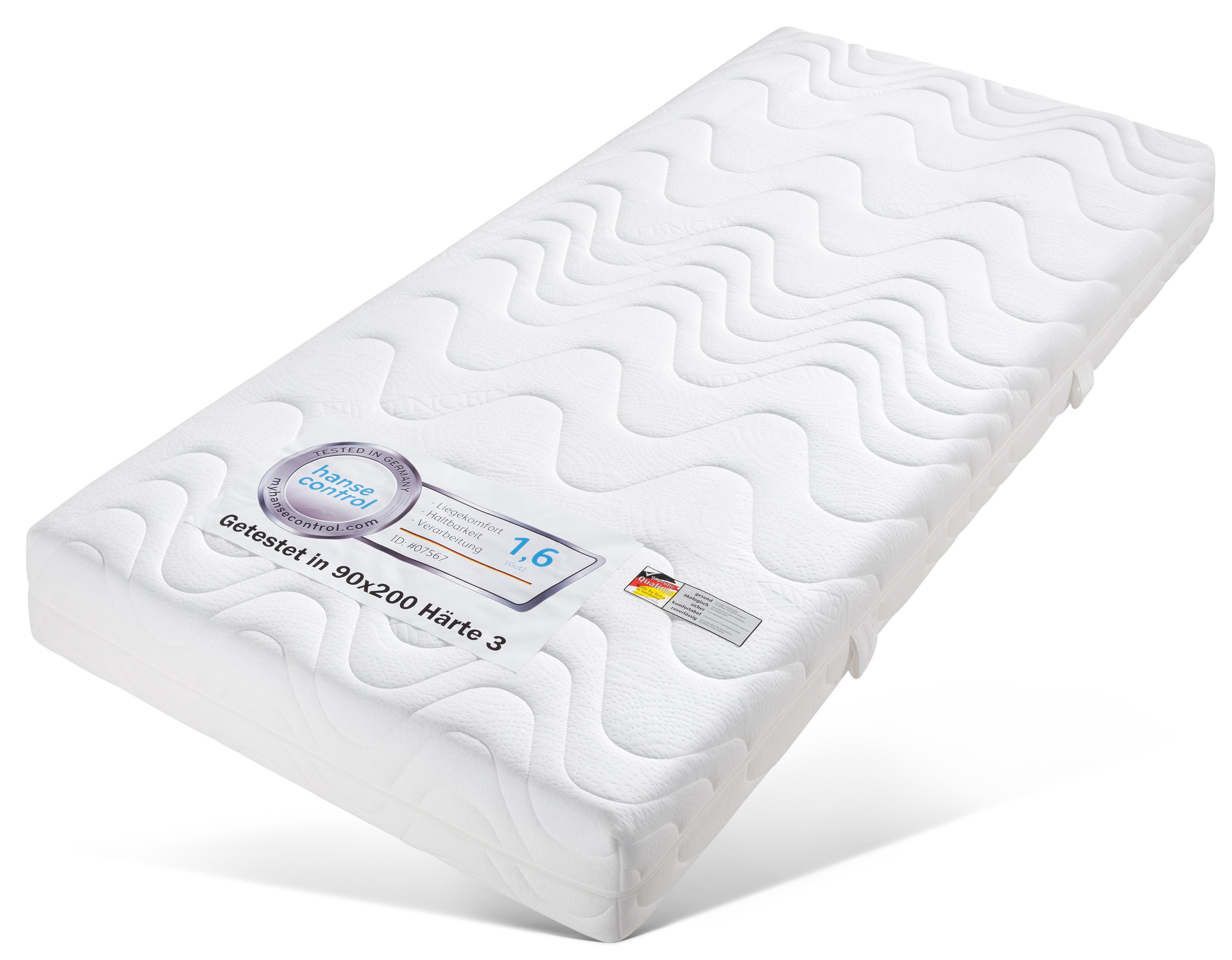 Taschenfederkernmatratze Pro Gel Perfect TFK OTTO products 22 cm hoch