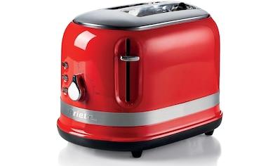 Ariete Toaster »moderna 149«, 2 kurze Schlitze, für 2 Scheiben, 815 W kaufen