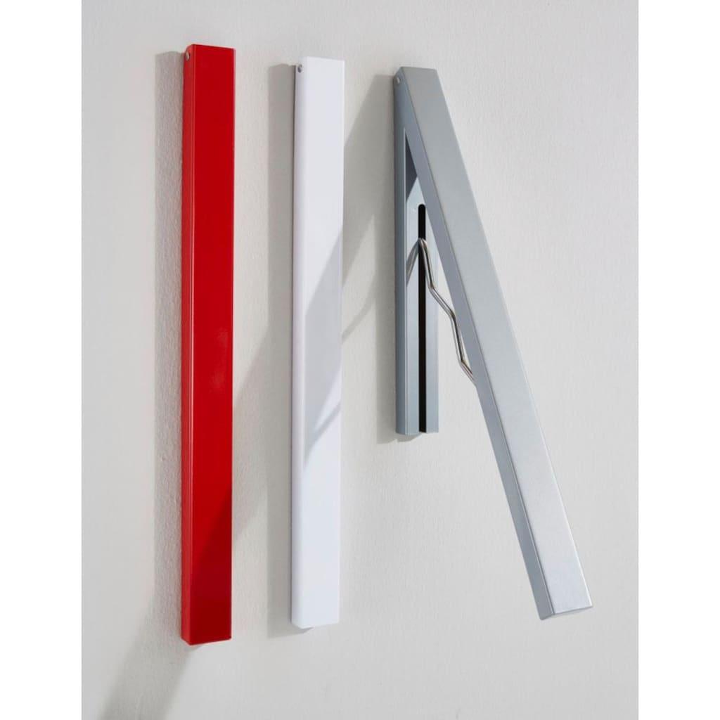 Schneider Garderobe »Kroko«, Grau