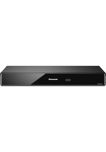 Panasonic »DMR - EX97CEGK« DVD - Rekorder (Full HD, Time - Shift 3D - fähig Video Upscaling, 500 GB Festplatte) kaufen