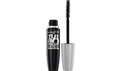 MAYBELLINE NEW YORK Mascara »Mascara Volum' Express Turbo Boost Waterproof«, Exklusive Wachs-Volumenformel kaufen