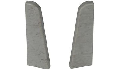 EGGER Endstücke »Stein grau«, für 6 cm Sockelleiste kaufen