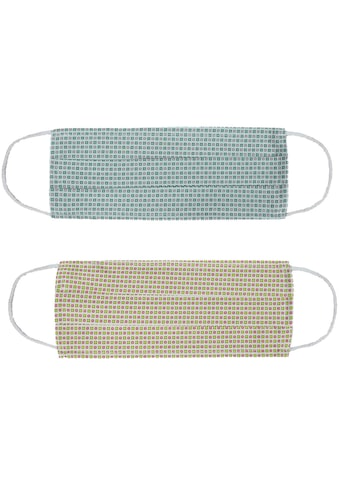 Zwillingsherz Mund - Nasen - Masken (Packung, 2 Stück) kaufen