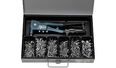 RAMSES Sortimentskasten , mit Blindnieten und Zange, 551 Teile kaufen