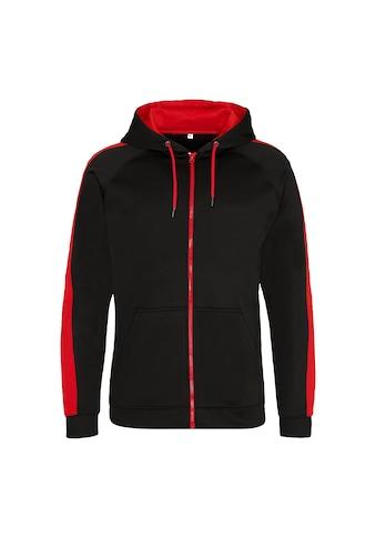 AWDIS Kapuzennickijacke »Just Hoods Herren Kontrast Sport Polyester Kapuzenjacke« kaufen