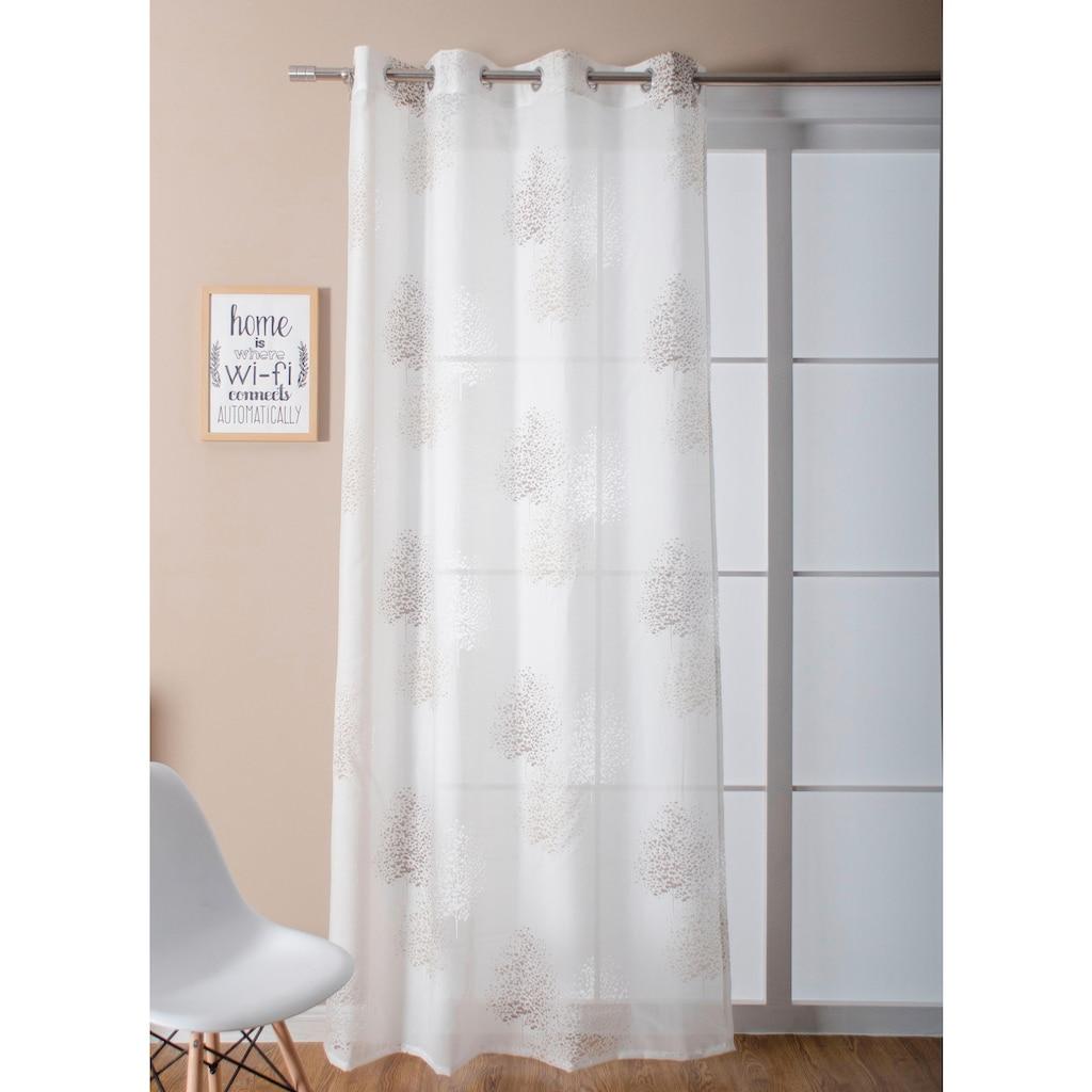 Vorhang, »Belinda«, Kutti, Ösen 1 Stück