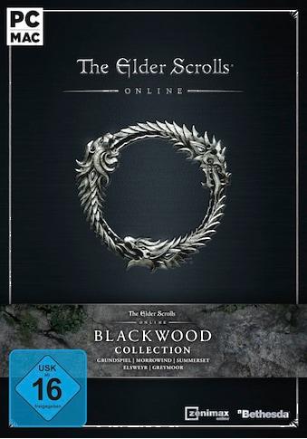 Bethesda Spiel »The Elder Scrolls Online Collection: Blackwood«, PC kaufen