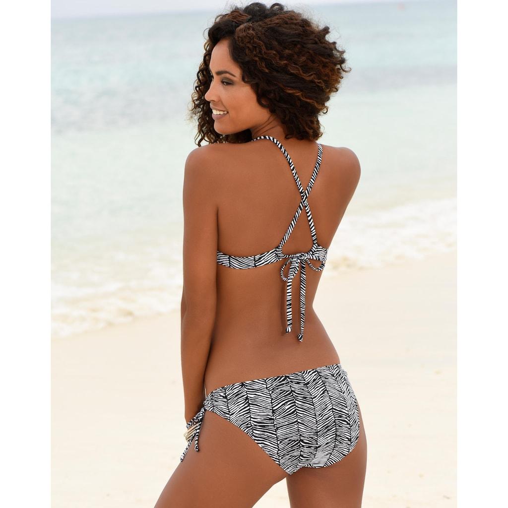 Venice Beach Triangel-Bikini-Top »Sugar«, mit Push-Up-Effekt