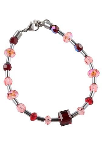 Firetti Armband »Würfel, glanzvolles Design« kaufen