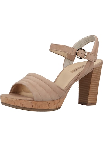 Paul Green High-Heel-Sandalette »Nubukleder« kaufen