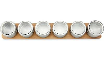 ROMINOX Gewürzboard »Gustus«, (Set, 7 St.), mit Magnetboard kaufen
