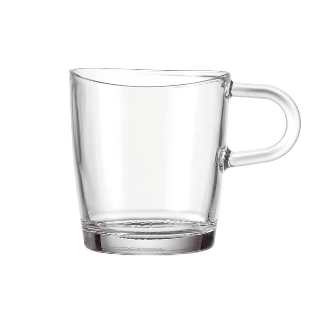 LEONARDO Becher »Loop«, (Set, 6 tlg.), für Tee und Kaffee