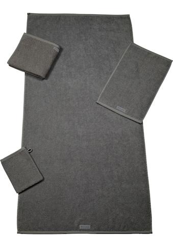 ROSS Waschhandschuh »Selection«, (6 tlg.), mit Velourslabel kaufen