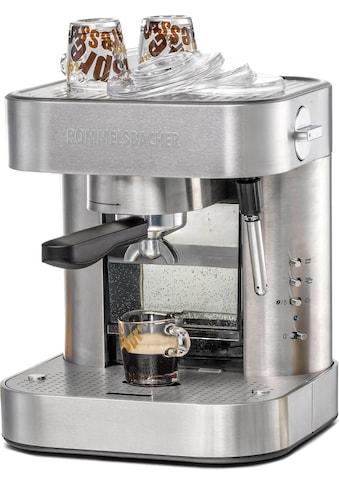 Rommelsbacher Espressomaschine »EKS 2010« kaufen