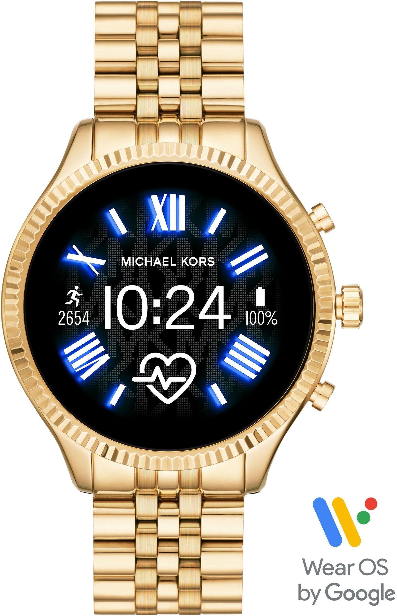 MICHAEL KORS ACCESS LEXINGTON 2, MKT5078 Smartwatch ( 1,19 Zoll, Wear OS by Google) | Uhren > Smartwatches | Michael Kors Access