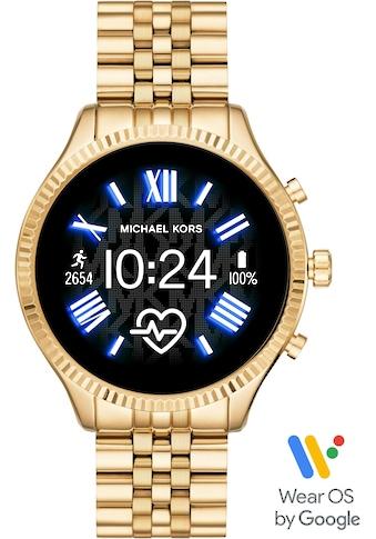 MICHAEL KORS ACCESS Smartwatch »LEXINGTON 2, MKT5078«, ( Wear OS by Google mit... kaufen