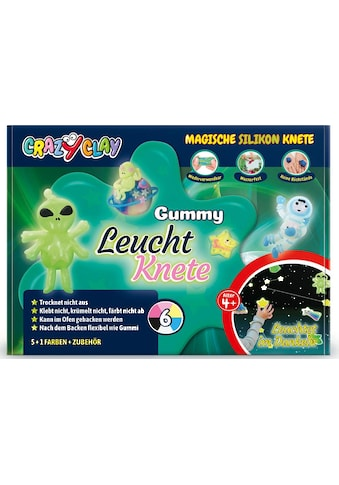 """INTELLIGENTE knete Intelligente Knete """"Gummy Leuchtknete - Set"""" kaufen"""