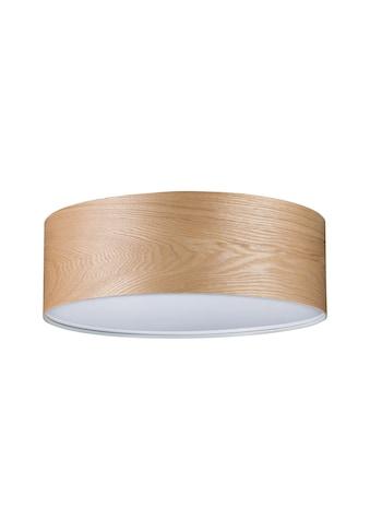 Paulmann,LED Deckenleuchte»Neordic Liska Echtholz 3 - flammig«, kaufen