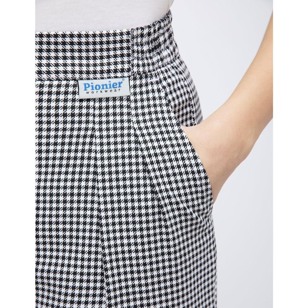 Pionier ® workwear Bäckerhose mit Bundfalte Damen