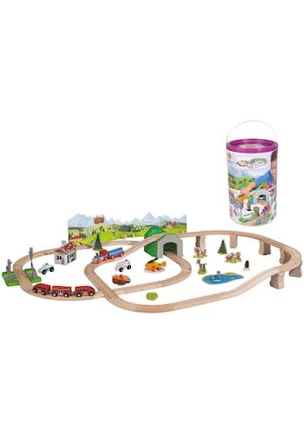 "Eichhorn Spielzeug - Eisenbahn ""Bahnset Bergrettung, 72 - tlg."" (Set, 72 - tlg.) kaufen"
