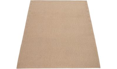 Paco Home Teppich »Timber 125«, rechteckig, 4 mm Höhe, Flachgewebe, Sisal Optik, In-... kaufen