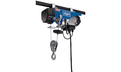 SCHEPPACH Elektrischer Seilzug »HRS 250«, 250 kg, 12 Meter kaufen