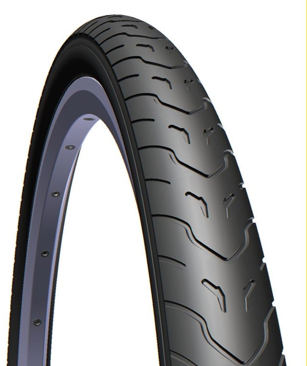 Mitas Fahrradreifen Slick-Reifen Cobra V 58 (Set, 2-tlg) schwarz Fahrradteile Fahrradzubehör Fahrräder Zubehör