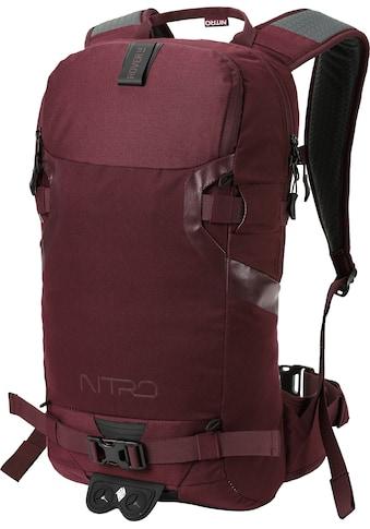 NITRO Trekkingrucksack »Rover 14, Wine« kaufen