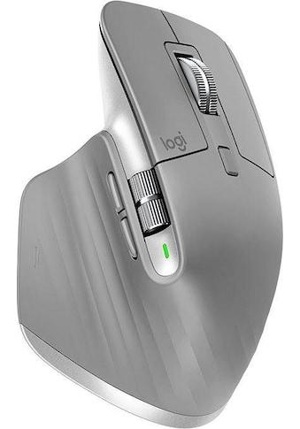 Logitech »MX Master 3 Advanced« Maus (Funk, 4000 dpi) kaufen