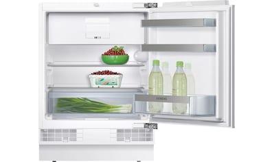 SIEMENS Einbaukühlschrank iQ500, 82 cm hoch, 59,8 cm breit kaufen