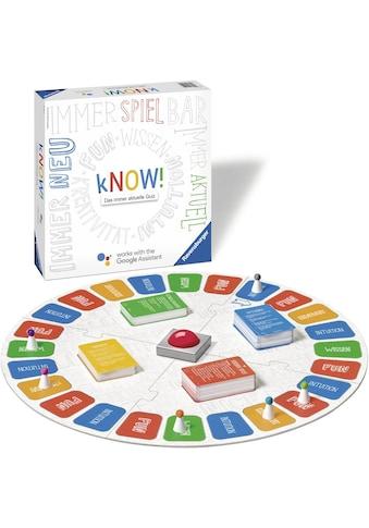 Ravensburger Spiel »kNOW!«, Made in Europe, FSC® - schützt Wald - weltweit kaufen