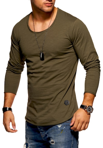behype Langarmshirt »Dust L/S« kaufen