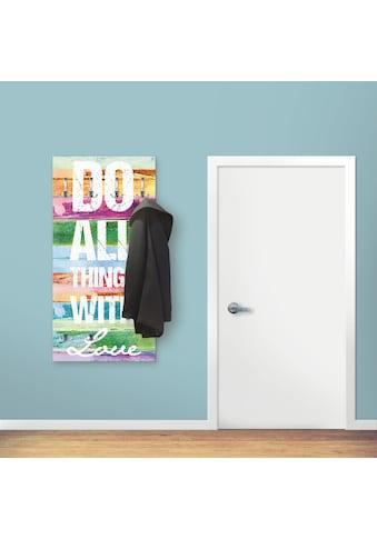 Artland Garderobe »Tu alles mit Liebe« kaufen