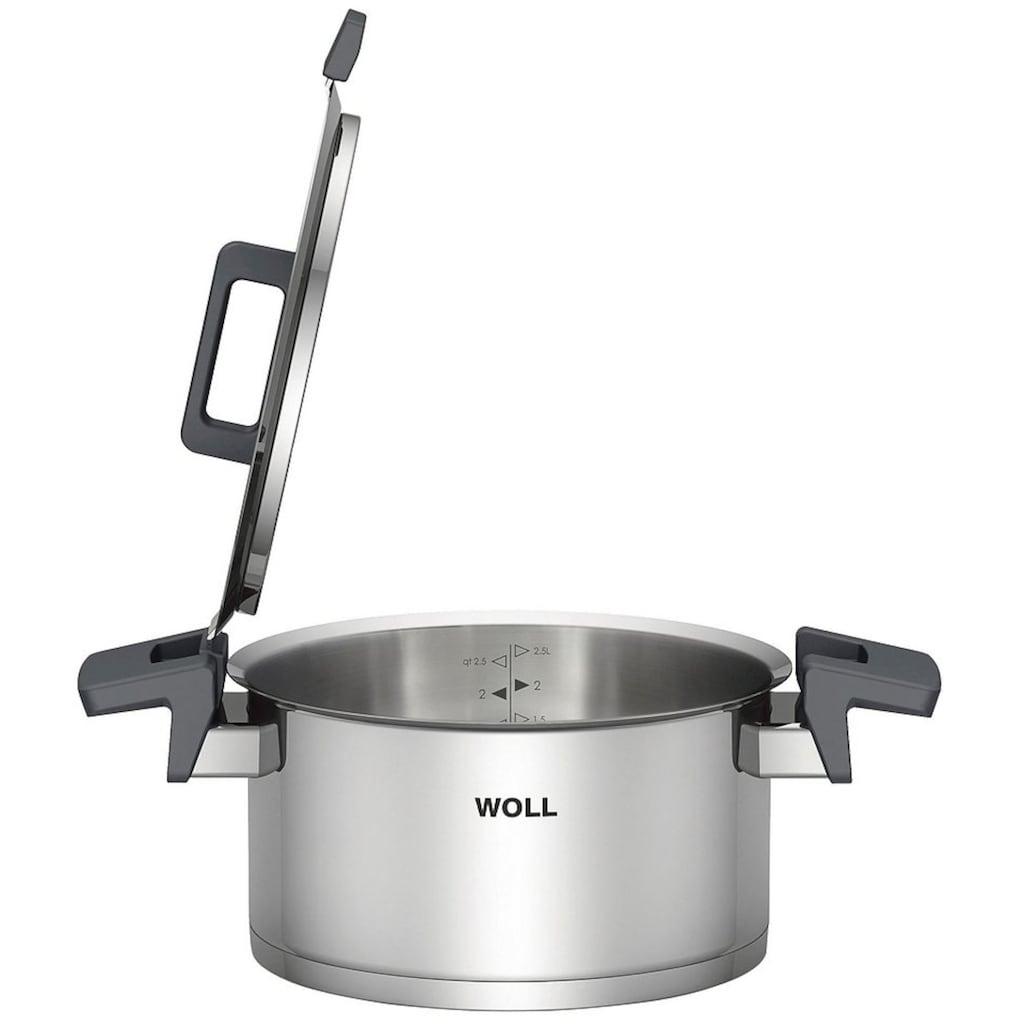 WOLL Topf-Set »Concept«, Edelstahl 18/10, (Set, 10 tlg.), Induktion