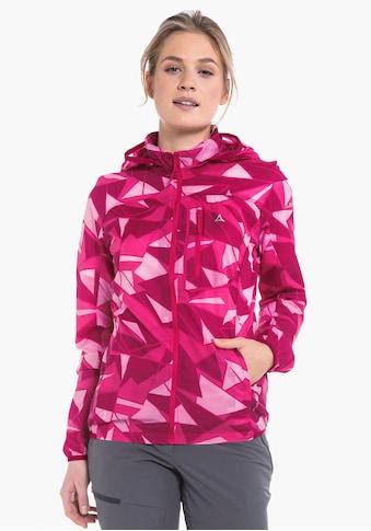 Schöffel Outdoorjacke »Windbreaker Jacket AOP L« kaufen