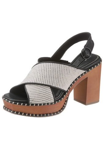 Tamaris High - Heel - Sandalette »Claudie« kaufen