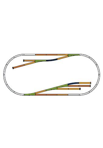 PIKO Gleise-Set »Gleise-Set D, Güterbahnhof - 55330, Spur H0« kaufen