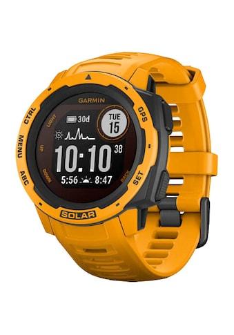 Garmin Smartwatch »Instinct Solar«, ( ) kaufen