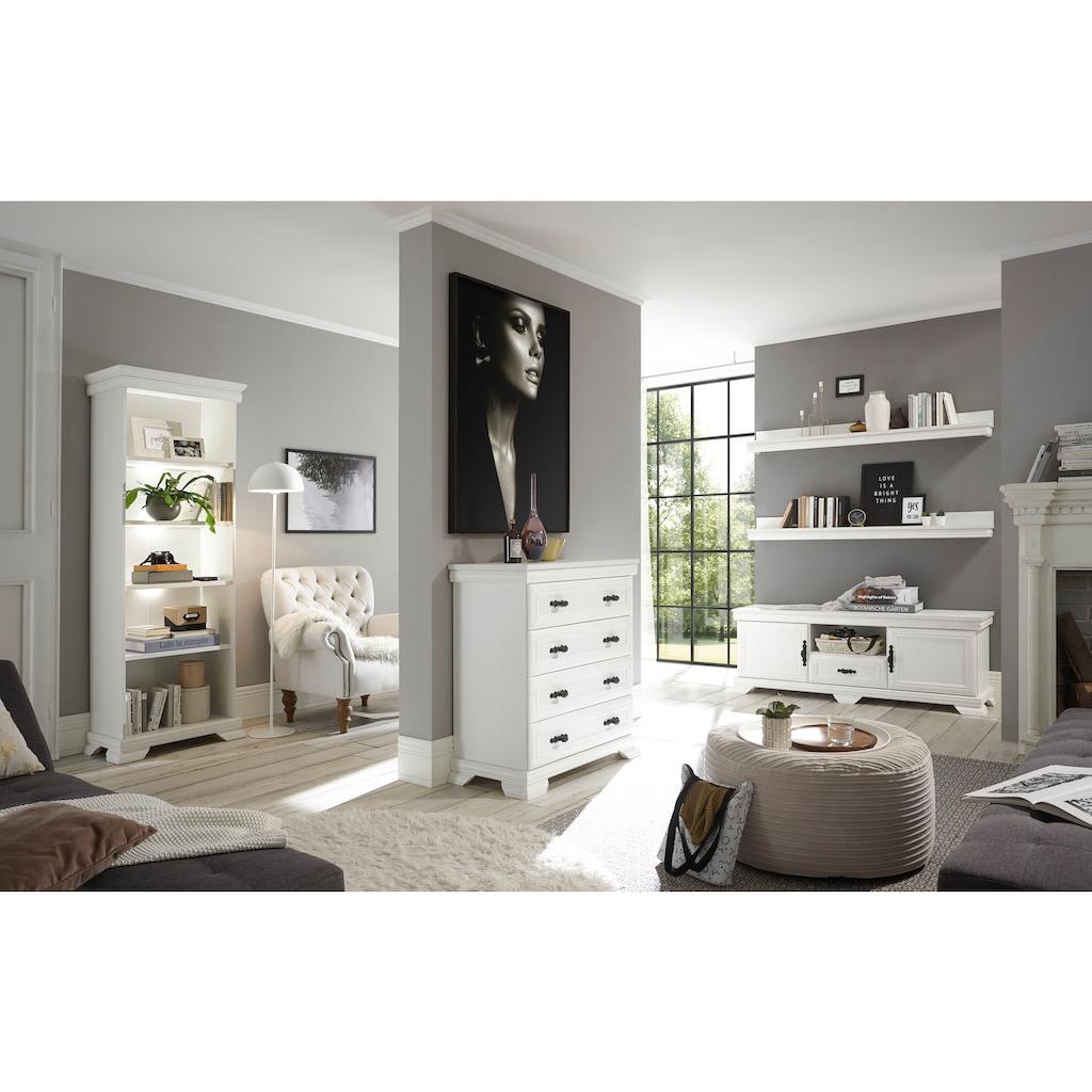 Home affaire Wandregal »ROYAL«, exclusiv Design im Landhausstil