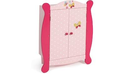 CHIC2000 Puppenkleiderschrank »Papilio pink« kaufen