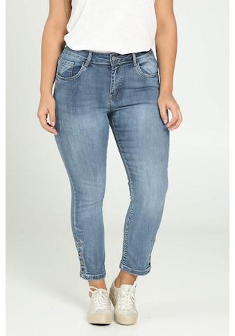 Paprika Weite Jeans »Hosenende umgeschlagen« kaufen