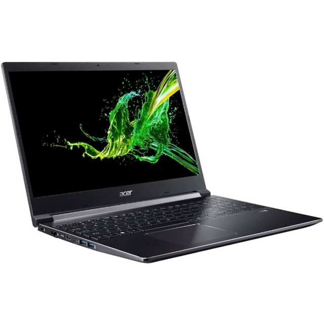 Acer Aspire 7 A715-74G-71CP Notebook (39,6 cm / 15,6 Zoll, Intel,Core i7, 512 GB SSD)