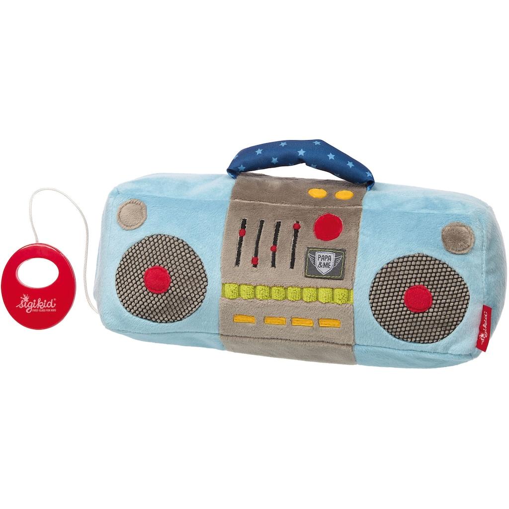 Sigikid Spieluhr »Papa&Me, Radio«