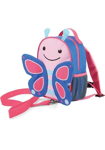 Skip Hop Kinderrucksack »Zoo, Schmetterling«, mit abnehmbarer Halteleine kaufen