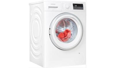 SIEMENS Waschmaschine »WM14NK20«, iQ300, WM14NK20 kaufen